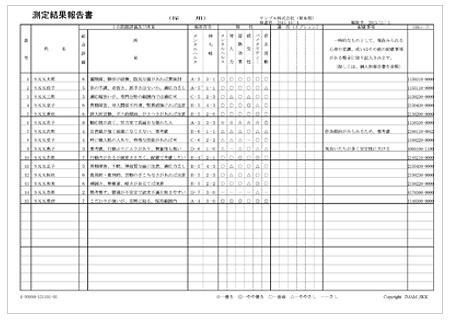 SKK式適性検査(V-CAT) 採用 ...